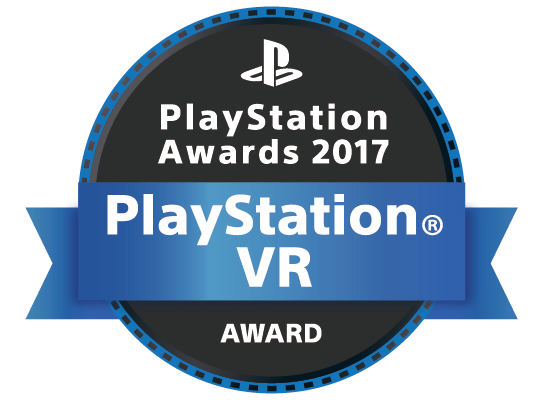 PlayStation Awars 2017 PlayStation VR